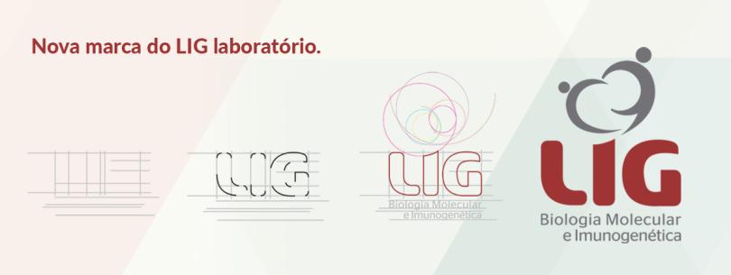 O LIG laboratório apresenta nova marca